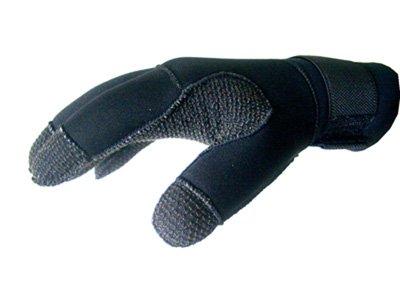 IST Sports S-680 KEVLAR Tauchhandschuhe 5mm Semi Dry