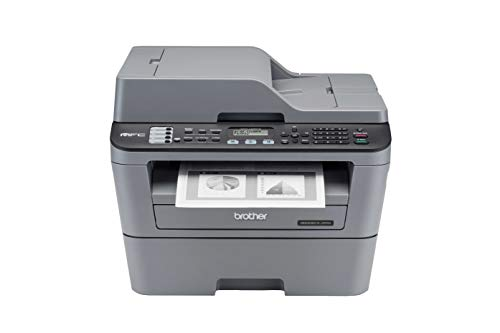Brother MFC L2701D Multi Function Monochrome Laser Printer with Auto Duplex Printing