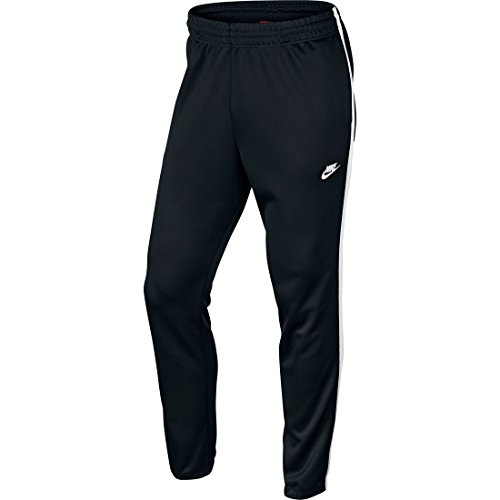 NIKE Mens Tribute Track Pants (L, Black)