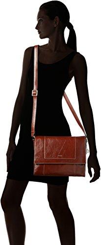 Picard Prepared - Bolso bandolera Mujer Marrón - marrón (Cognac)