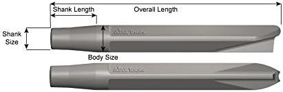 Ajax Tools 295 - Cincel para desgarrador (9-1/2 pulgadas): Amazon ...