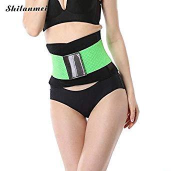d504ccb6807 Plus Size Shapewear Women Waist Cincher Waist Trainer Body Shaper Slimming  Belt Women Corset Hot Shapers