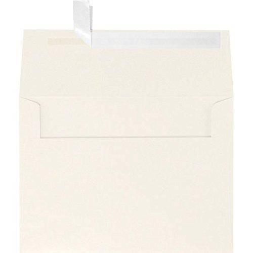A2 Invitation Envelopes (4 3/8 x 5 3/4) - Quartz Metallic (50 Qty.)