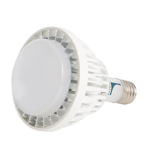 Lunera SN-V-E39-400W-320W-5000-G2 Susan LED Lamp Replacement for Vertical, Metal Halide (MH) Lamps, Mogul (E39) Base, 400W or 320W, 5000 K, 9.4'' Height, 8.2'' Width