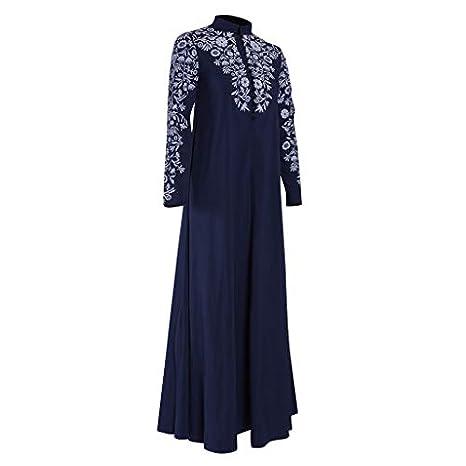 Robe Musulmane Femme Longue Robe Longue Femme Ete Robe Muslim Abaya Femme Dubai Moderne Mode Robe Islamique Femme Cool Kaftan Marocain Takchita Caftan Femme Oriental Tunique Watopi