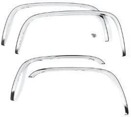 Putco 97191 Stainless Steel Fender Trim Kit for Dodge Ram