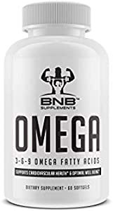 Sweepstakes: Omega 3-6-9 Fish Oil Supplement