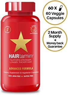 Amazon.com: Vitaminas para el crecimiento del cabello ...