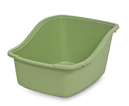 Petmate-Hi-Back-Litter-Pan-Color-May-Vary