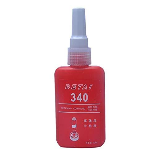 - Epoxies - 50ml Anaerobic Mould Proof Portable 304 Thread Locking Adhesives Pipe Sealing - Purple Liquid Thread Glue Adhesive Tube Tape Resign Lock Water Patch Super Mechanic Bonding Tool Visc