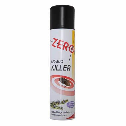 Caraselle Bettwanzen-Spray, Bettwanzen-Aerosol, 300ml, tötet Bettwanzen und stoppt ihre Rückkehr 300 ml