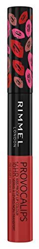 Rimmel Provocalips 16hr Kissproof Lipstick, Heart Breaker, 0.14 Fluid Ounce