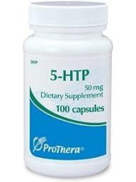 ProThera - 5-HTP 50 mg. - 100 Vegetarian Capsules
