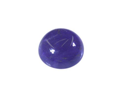 pierre lâche améthyste cabochon rond 1 pc 9x9 mm stcbam-1089