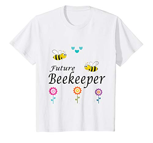 Future Beekeeper T-Shirt For Kids