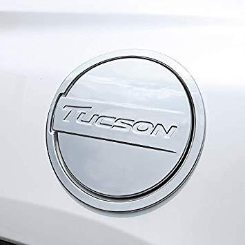 Sellify Tapa del tanque de ABSCar Styling Reposición Fuel Oil Pegatina Cubierta de ajuste para Hyundai Tucson 2015 2016 2018 Accesorios: Amazon.es: Coche y ...