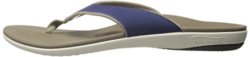 06bf994 Size Mujer 6 Medieval 60355 Yumimy Crackle Zapatos eu Para Blue Navy Spenco 36 Poste De Sandalias 8xYnnP4