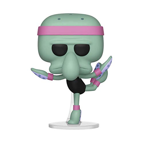 Pop! Vinilo Spongebob Squarepants S3 Squidward Ballerina