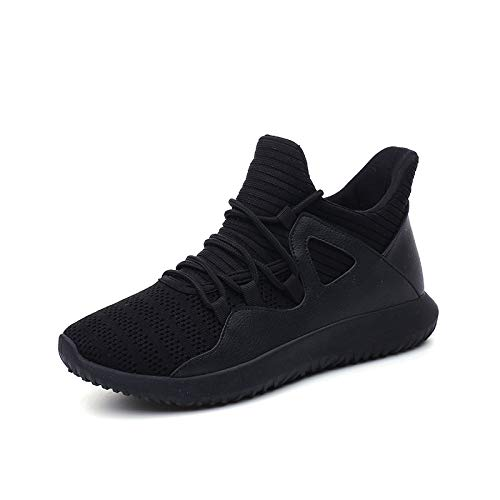 HAHUTG& Casual Shoes Men Ultra Boosts Military Camouflage Summer Krasovki Army Red Trainers Zapatillas Deportivas Hombr 39-46 XX-188 Black 8.5]()