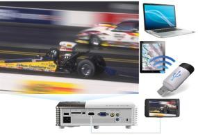 BenQ GP20 Ultra-Lite LED 700 Lumen Projector