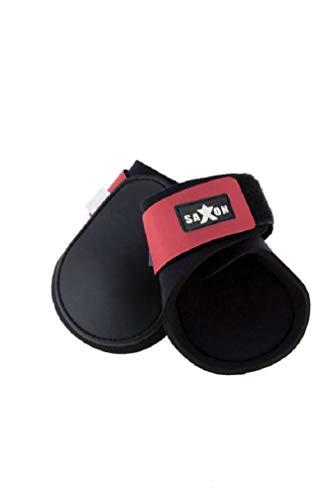 Saxon-Contoured-Fetlock-Boots-BlackPink-Cob