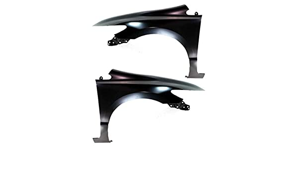 Koolzap For 06-11 Civic Coupe Front Fender Quarter Panel Left Right Side SET PAIR