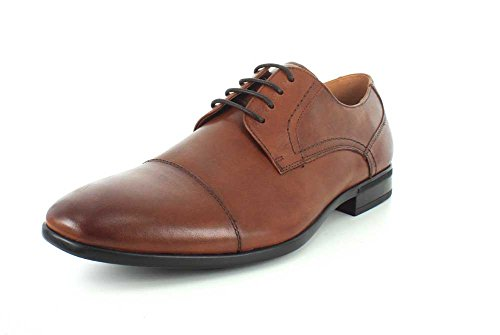 Florsheim Heren Burbank Cap Teen Oxford Cognac