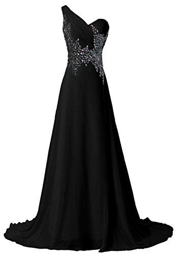 long black goddess dress - 9