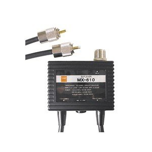 - Diamond Antenna MX610 Duplexer