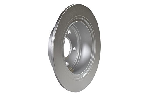 Rear Disc Brake Coated Rotor For Nissan; Premium Lines Part No. 31312C