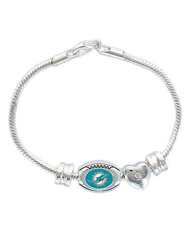 Nfl 5 Charm Bracelet - 5