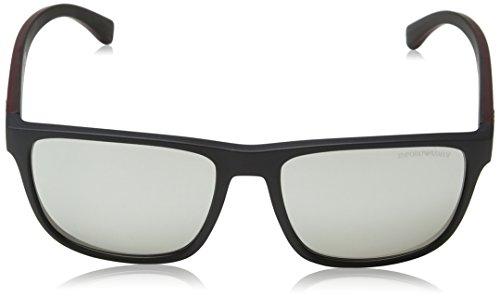 Black Sonnenbrille EA4087 Emporio Armani 50426g Matte xpPSwqIT