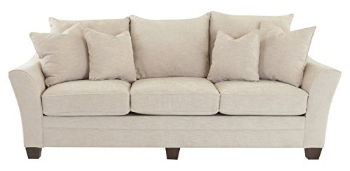Stylecraft Parker Sofa, Latte