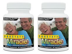 pack Prostate Miracle Advanced Formula product image