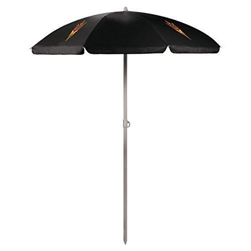 Umbrella Black/Arizona State University Sun Devils by Picnic Time
