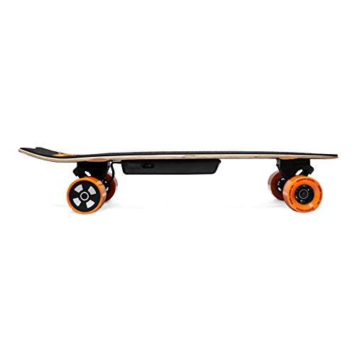 MEEPO Board Electric Skateboard Campus 2.0 (13 Mile Range & 18 Mph Speed), Wood by MEEPO (Image #3)
