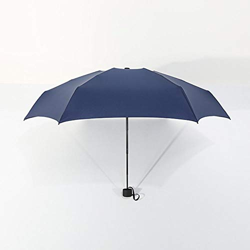 Pocket Folding Umbrella Compact Travel Umbrella Windproof UV Sun & Rain Umbrella Inside Out Umbrella for Women & Men