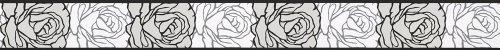 A.S. Création selbstklebende Bordüre Only Borders 9 Borte grau schwarz weiß 905024