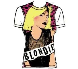 Blondie - Camiseta - Hombre - Blondie Leopard Da donna Tunic, Size: Large