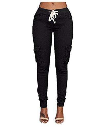 Cuff Pants - 8