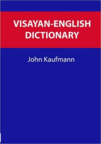 Book Visayan-English Dictionary