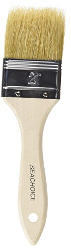 SEACHOICE Throw-A-Way Paint Brush, Double Wide Chip, 2
