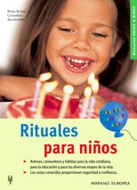 Rituales para ninos / Rituals for children (Spanish Edition) pdf