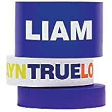 One Direction Limited Edition 1D + Od Together Washi Tape, Liam - True, Navy Blue, Pack Of 3 by SWINTON AVENUE TRADING LTD., INC.
