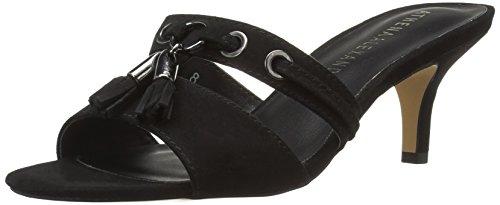 Athena Alexander Womens Marjori Dress Sandal Black Suede 1efj4u