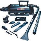 MetroVac 1.17 PHP DataVac Pro Series Vacuum/Blower with Variable Control, 120-Volt