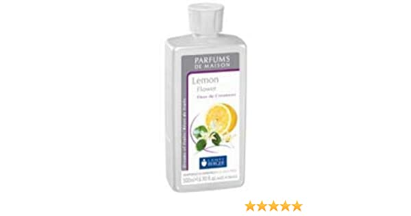 Amazon Com Lampe Berger Parfum De Maison 33 8oz 1l Lemon Flower