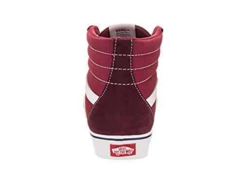 Furgoni Unisex Sk8-hi Reissue Li (ritorno Al Passato) Porta Scarpa Da Skate Royal / Tibetano Rosso