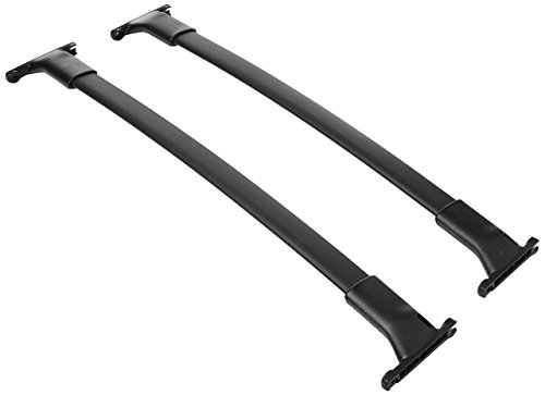 Ford Rails Roof (Ford Genuine EJ5Z-7855100-AA Luggage Rack Cross Bar Set)