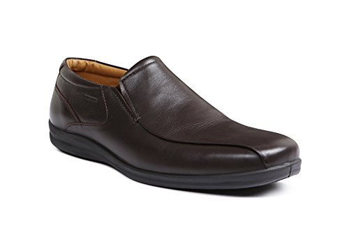 Sledgers - Pantofole uomo Brown